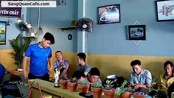 Sang rẻ quán cafe đường Lê Bình