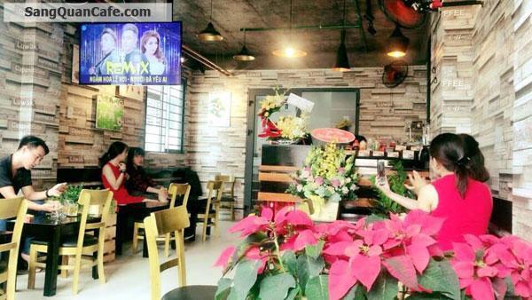 Sang toàn bộ quán cafe decor như hình