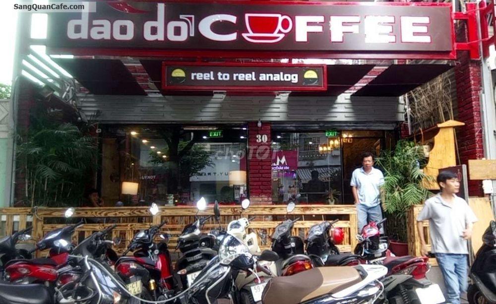 Sang toàn bộ quán Cafe Hub Quận 3
