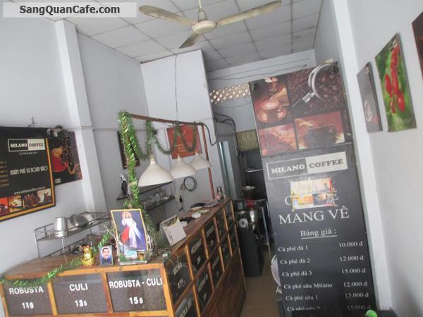 Sang Trang Thiết Bị Quán Cafe