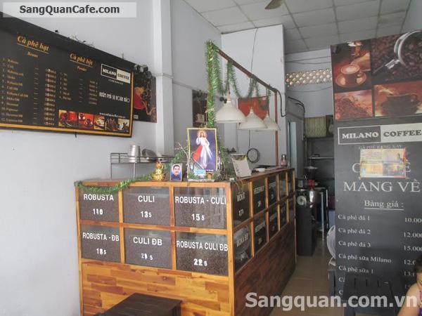 Sang Trang Thiết Bị Quán Cafe Nhà Bè