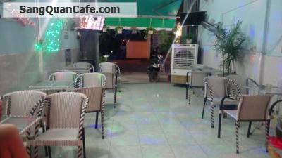 Sangh gấp quán cafe đường Mã Lò
