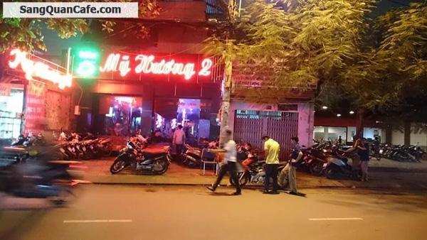 Xuất cảnh sang lại quán cafe DJ Mỹ Hương 2